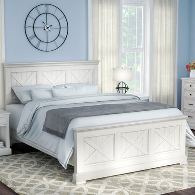 Ryles Panel Bed Size: Queen