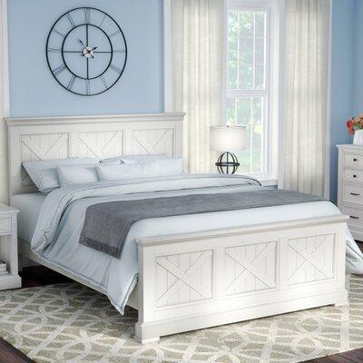 Ryles Panel Bed Size: Queen