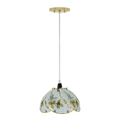 Haider 1-Light Mini Pendant