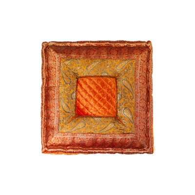 Mendelsohn Silk Throw Pillow