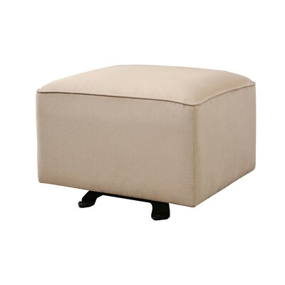 Lake Glider Ottoman Upholstery: Beige