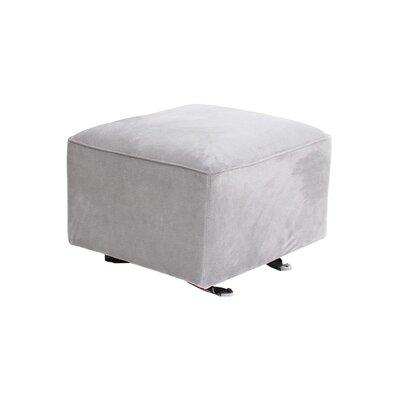 Lake Glider Ottoman Upholstery: Gray