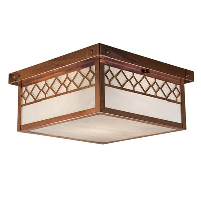Marquard 2-Light Flush Mount