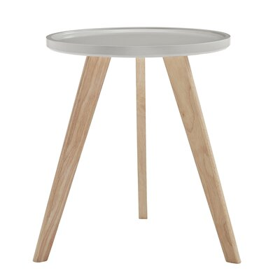 Swofford End Table Table Top Color: Silver Birch
