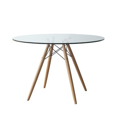 Plunkett Dining Table Size: 31.5