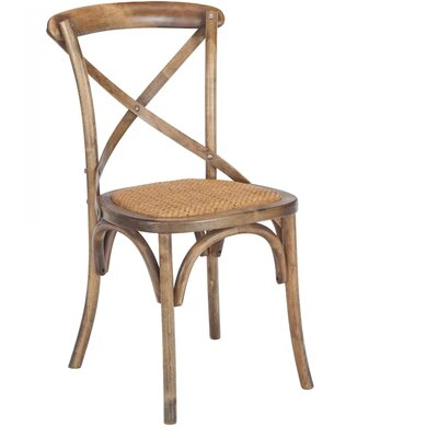 Bruning Solid Wood Dining Chair