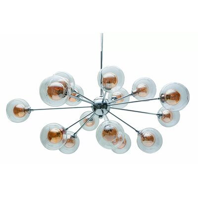 Weyand 16-Light Cluster Pendant