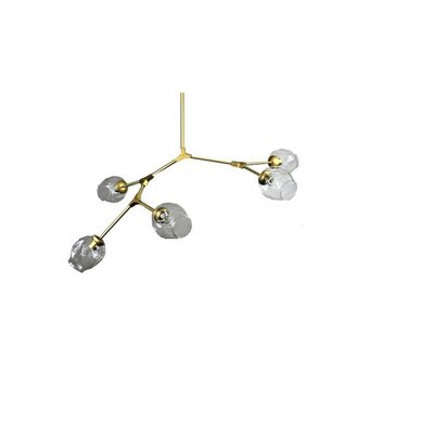 Westphal 5 Light Cluster Pendant