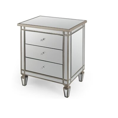 Brookstead 3 Drawer Night Stand