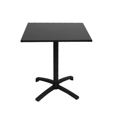 Kernan Flat Foldable Dining Table