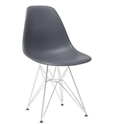 Polanco Dining Chair Color: Gray