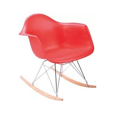 Poirier Rocker Dining Chair