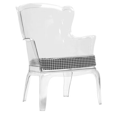 Fansler Transparent Armchair