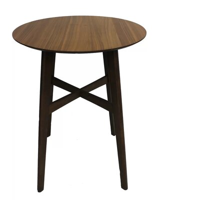 Lanphear All Wood Pub Table