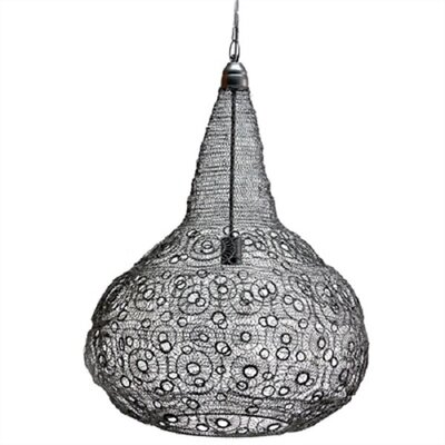 Stephani Wire Crafted 1-Light Inverted Pendant