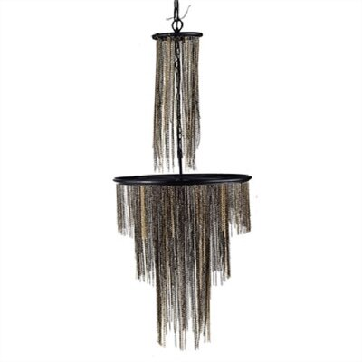 Eisley 1-Light Crystal Chandelier