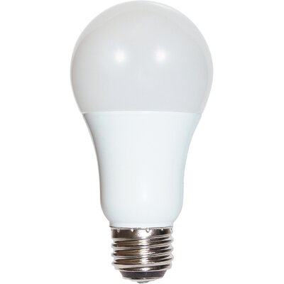 12W Equivalent E26 LED Standard Light Bulb Bulb Temperature: 5000K