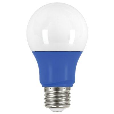 2W E26 Medium Standard Yellow LED Light Bulb Bulb Color: Blue