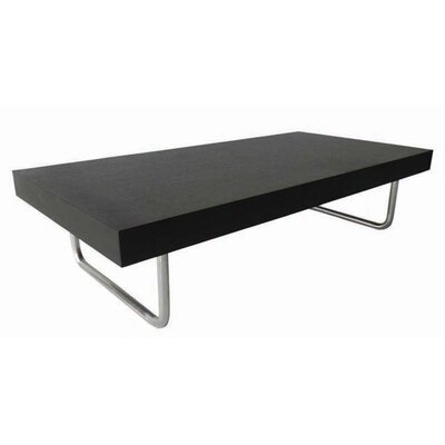 Castonguay Coffee Table Table Top Color: Black