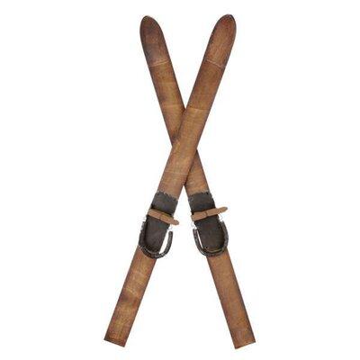 Moorman Decorative Crossed Skis LNPE2199 45508426
