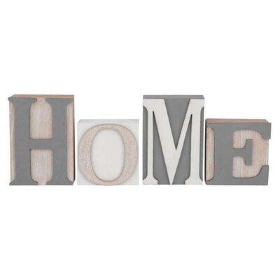 Starcher Home Decor Letter Blocks RDBA4893 45508428