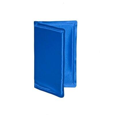 Pet Cooling Mat Size: 12 W x 15.5 D x 1 H