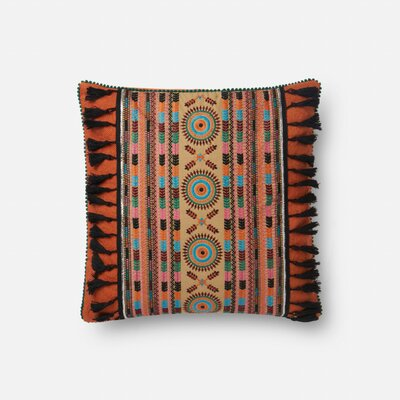 Wool Pillow Type: Throw Pillow, Fill Material: Polyester