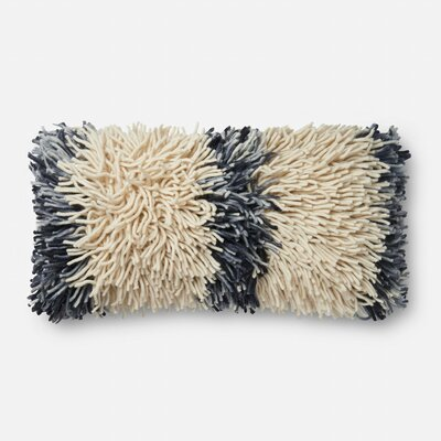 Wool Pillow Type: Lumbar Pillow, Fill Material: Down/Feather