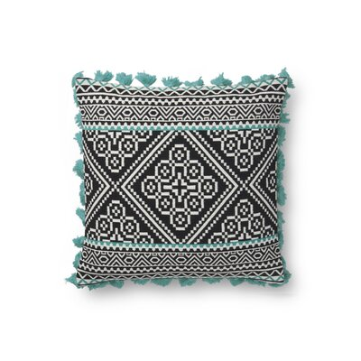 Wool Pillow Type: Throw Pillow, Fill Material: Down/Feather