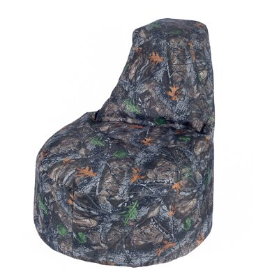 Camo Indoor/Outdoor Kids Bean Bag Chair