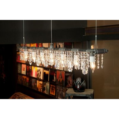 Everardo 7-Light Crystal Chandelier