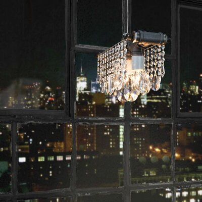 Everardo 3-Light Crystal Pendant