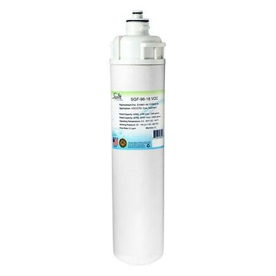 Everpure Refrigerator/Icemaker Replacement Filter SGF-96-18 VOC