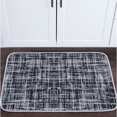 Crumpler Foam Core Bath Rug Size: 24 W x 36 L