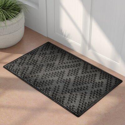 Mendez Doormat Color: Charcoal