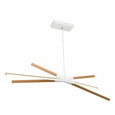 Paget LED Geometric Pendant