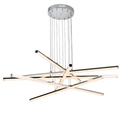 Palmilla LED Geometric Pendant