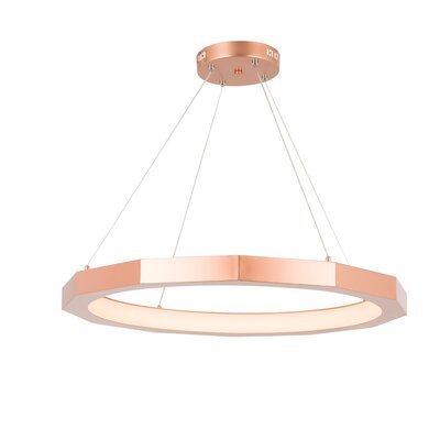 Parkton LED Geometric Pendant