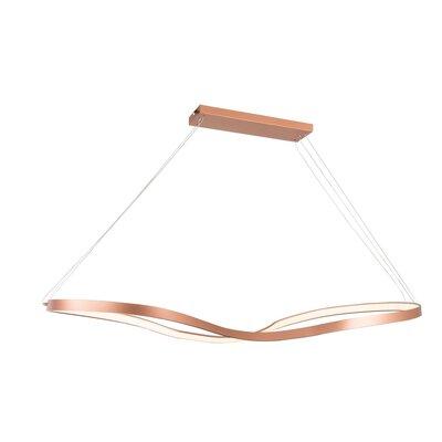 Parson LED Geometric Pendant