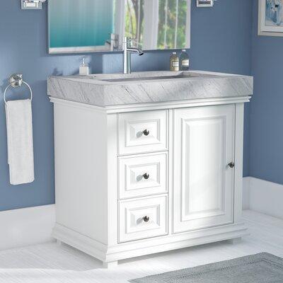 Bairdstown Contemporary 36 Single Bathroom Vanity Set
