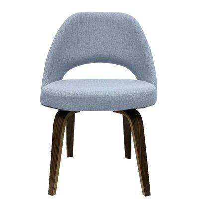 Wetzler Armless Upholstered Dining Chair