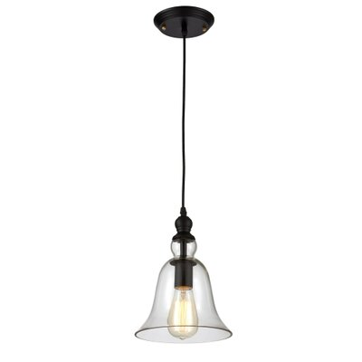 Pimentel 1-Light Mini Pendant