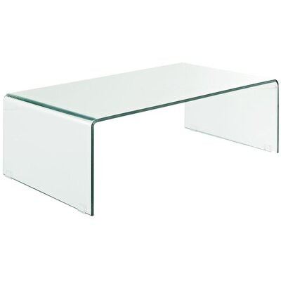 Bouton Coffee Table Size: 18 H x 43 W x 20