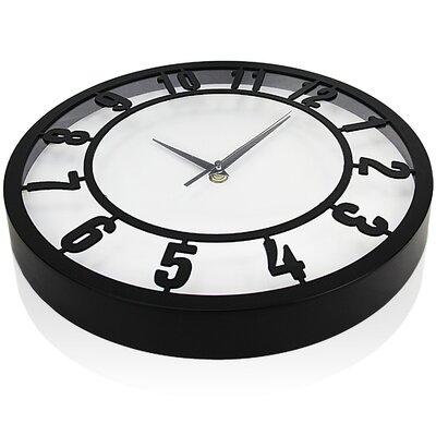 Cooper Cute Arabic Numerals Wall Clock Size: Small ALTH6290 45357695