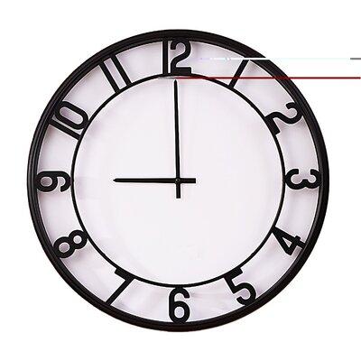 Cooper Cute Arabic Numerals Wall Clock Size: Large ALTH6290 45357696
