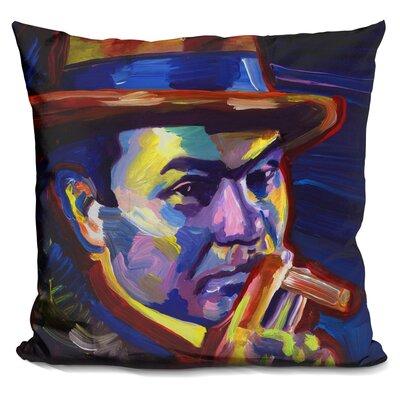 Edward G Robinson Throw Pillow
