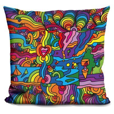 Mambo 216B Throw Pillow