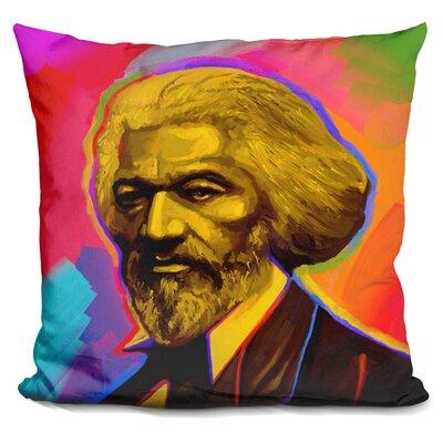 F Rick Douglas Throw Pillow