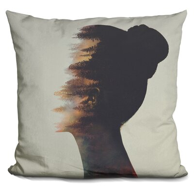 In Our Nature Throw Pillow