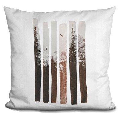 Kenworthy into the Wild Throw Pillow